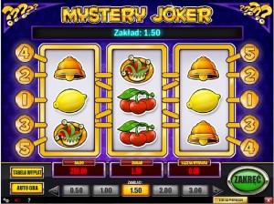 Automaty Do Gry Mystery Joker