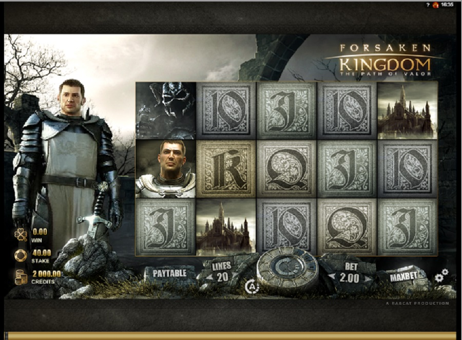 Automaty Do Gry Online Forsaken Kingdom