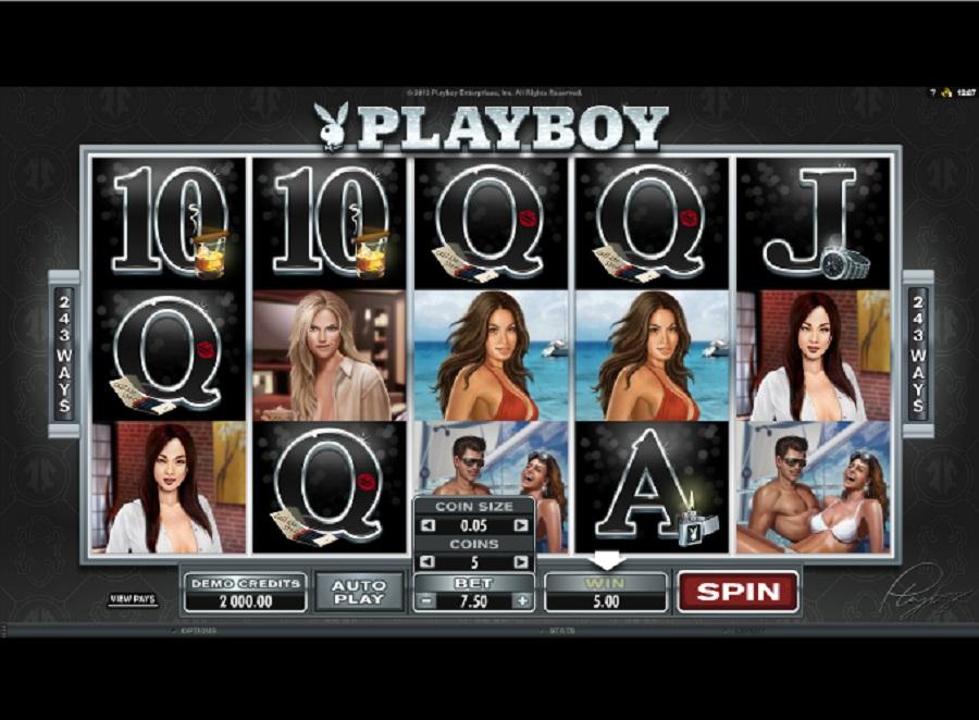 Automaty Do Gry Playboy