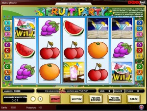 Automaty do gry Fruit Party