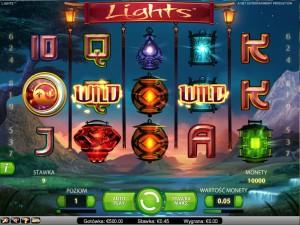 Automaty do gry Lights Darmowe