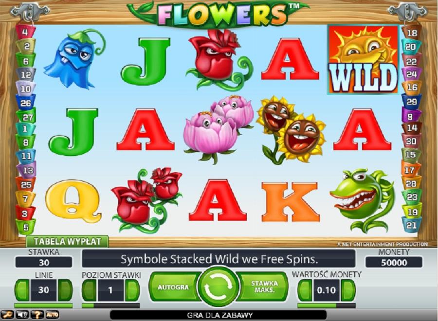 Darmowe Automaty Do Gry Flowers