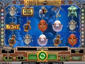 Darmowe automaty Boom Brothers