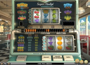 Slots online Super Nudge