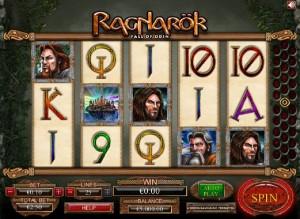 Výherné automaty Ragnarok
