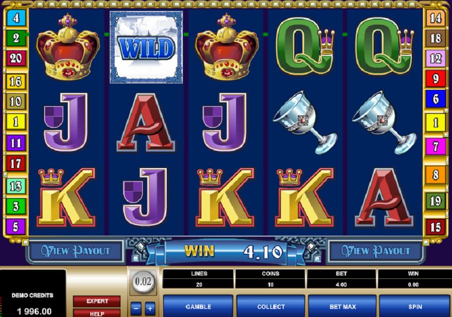 Výherné hracie automaty Avalon