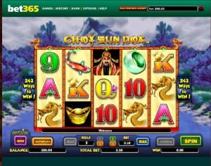 Choy Sun Doa Free Slot
