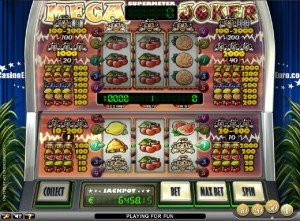 Mega Joker Slot Game