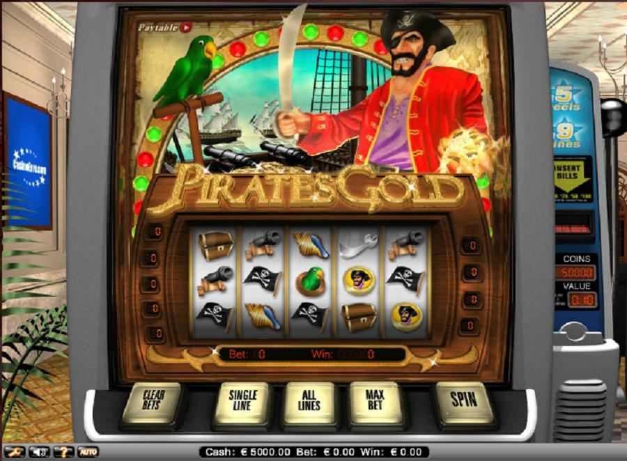 Pirates Gold Slot Game