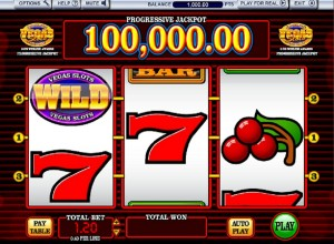 Vegas Slots 3 line