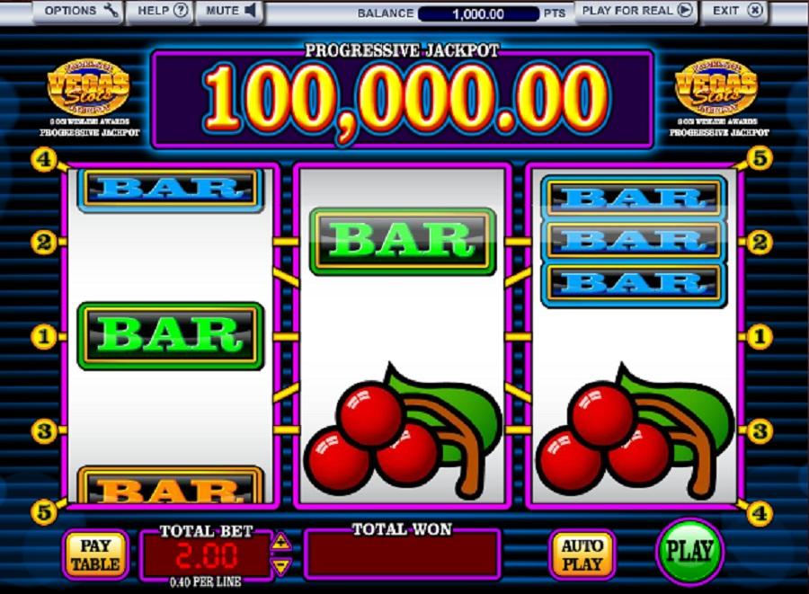 Vegas Slots 5 Line