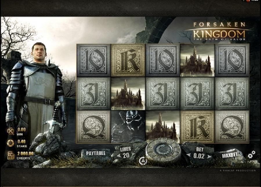 Hracie Automaty Forsaken Kingdom