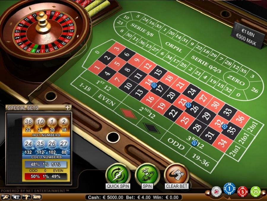 Hraj, online, ruletu - Zdarma alebo za, skuton peniaze, roulette77