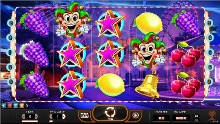 Výherný automat Jockerizer