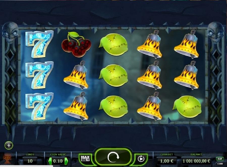 Výherný hrací automat The Dark Joker Rizes
