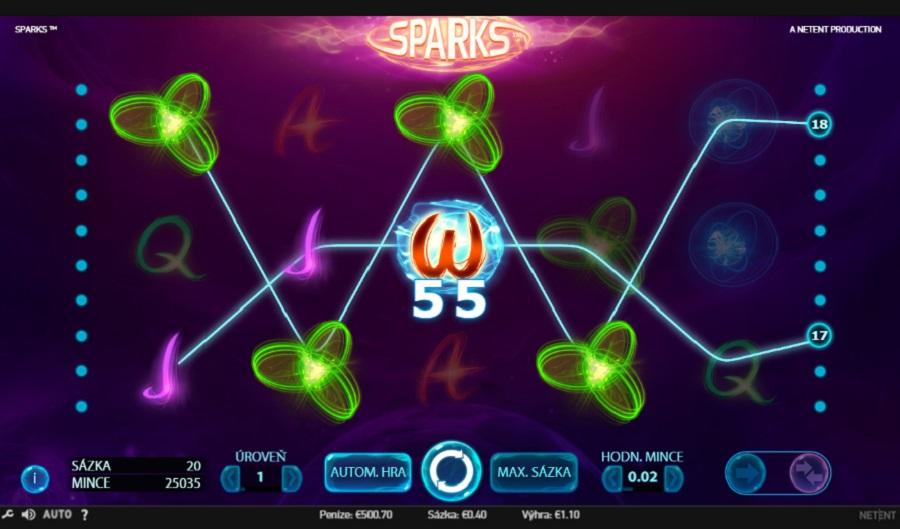 Výherný Automat Spark