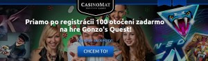 Casinomat ponúka super bonus