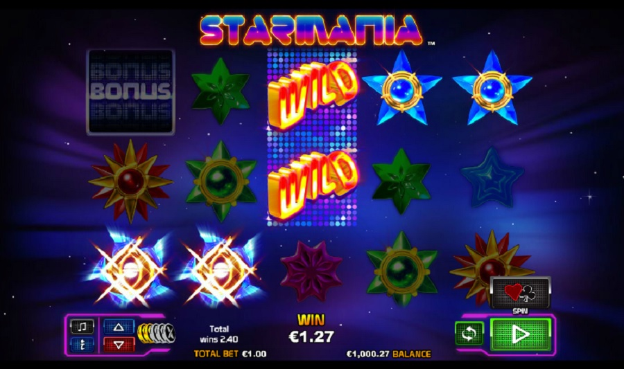 Online Slot Machine Starmania