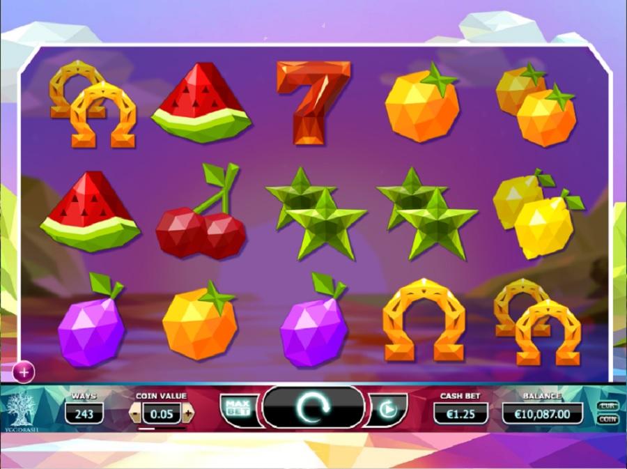 Online slot machine Doubles