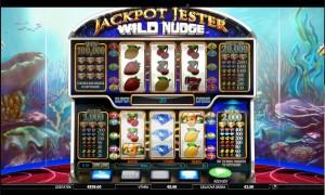 Výherní automat Joker Jester Wild Nudget