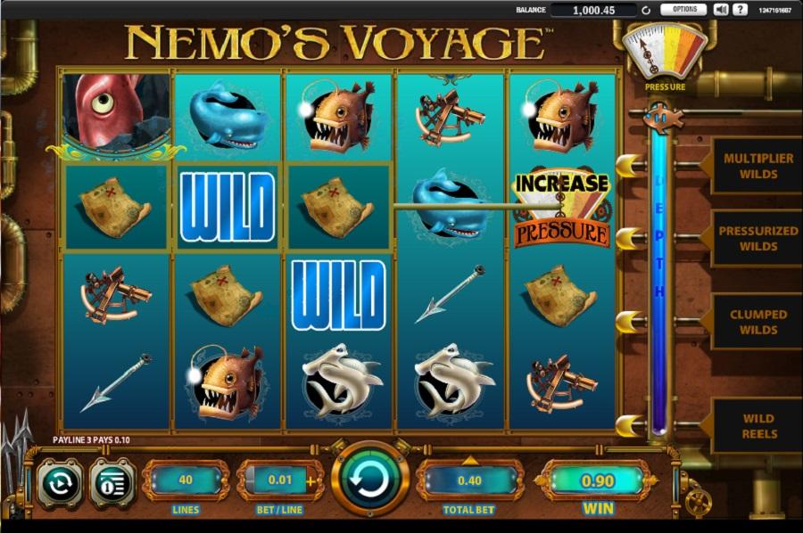 Nemo`s Voyage