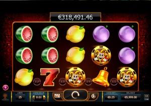 Hrací automat Joker Millions