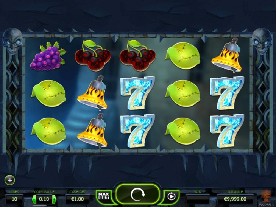 Online Slot Dark joker rizes