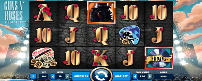 Online Slot Guns N'Roses