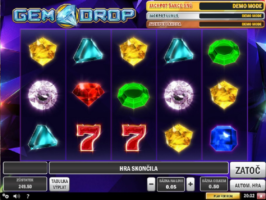 Gem Drop online slot