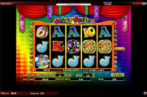 Automaty do gry Joker Jester