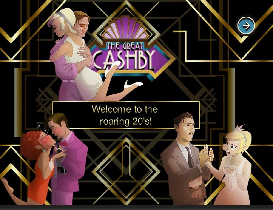 Automatová hra Great Cashby