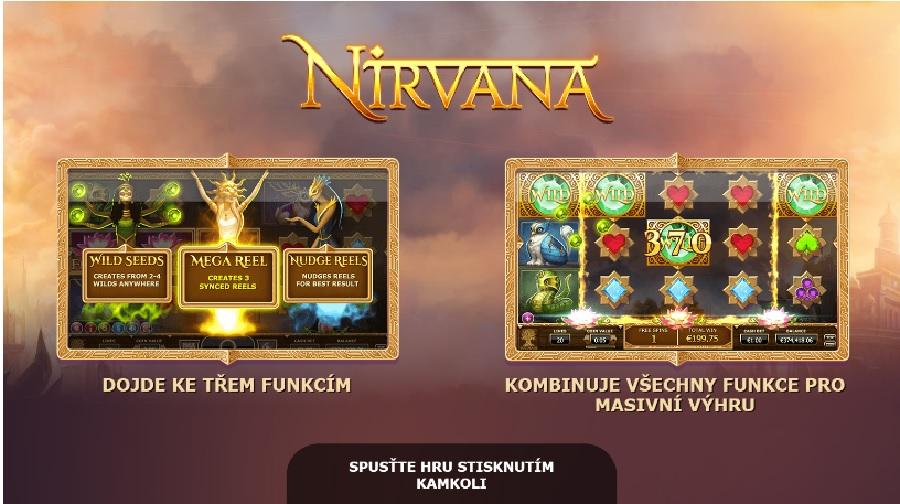 Automaty Nirvana