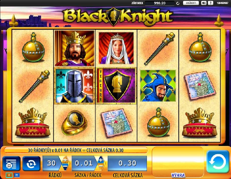 Výherní automaty Black Knight