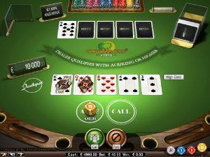 Caribean Stud Poker