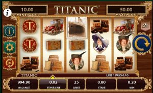 Automat Titanic