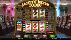 Výherné automaty Jackpot jester 50 000