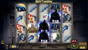 Batman výherný automat