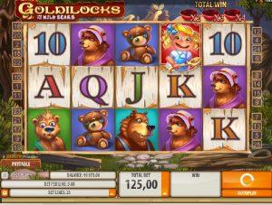Výherní automaty Goldilocks