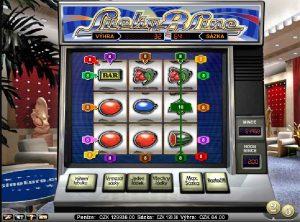 Výherní automat Lucky 8-line
