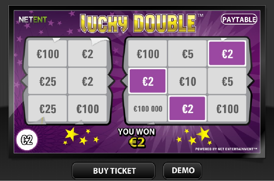 Lucky Double online automat