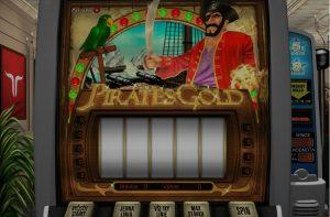 Automaty Pirates Gold