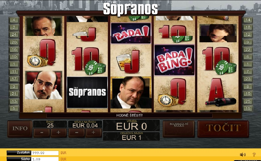 Automatová hra Sopranos