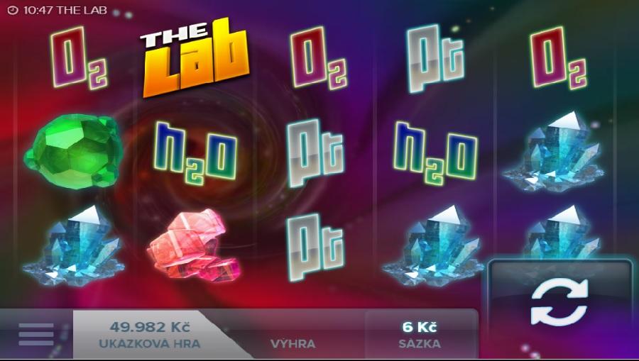 The Lab hracie automaty online