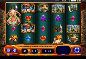 Slot game Bier Haus