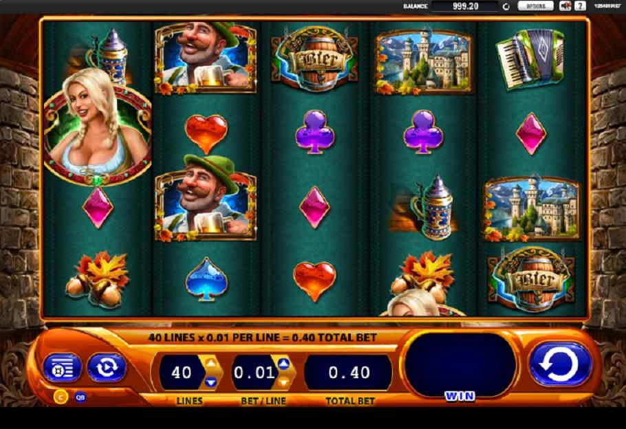 Slot game Bier Haus