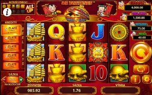 Výherní automaty 88 Fortunes