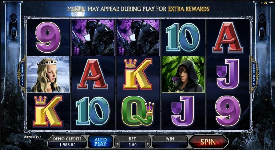 Avalon 2 automatová hra