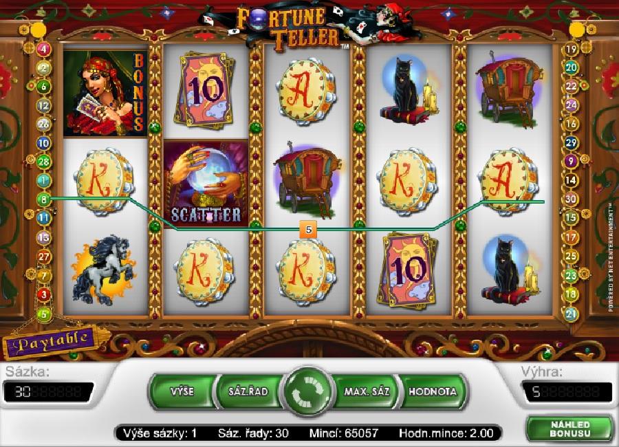 Automaty Fortune Teller