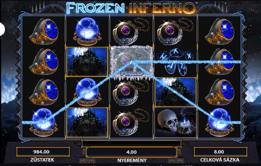 Frozen Inferno online automaty