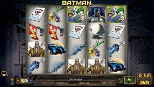 Batman hrací automat online